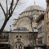 2019年2月イスタンブール旅行記:ゴート人の柱と国立博物館・ヌールオスマニェ=ジャーミィ