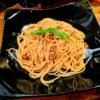 ペペロンチーノは料理というよりスポーツなのかもしれない