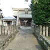 宮寺熊野座神社の石造物