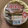 江崎グリコ Bigプッチンプリン カフェオーレ 濃厚キャラメルソース 食べてみました