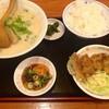 大阪餃子通信:奈良大和小泉の門外不出の秘伝ダレ『水舞饌』