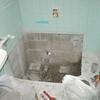 ポリ浴槽入れ替え工事2/2(通常の浴槽、入れ替え手順事例)