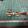 アオシマ LBワークス R35 GTR type2 製作 ⑧  足回り製作