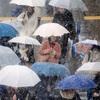 降雪、首都圏の交通機関に影響 改札内への入場規制も