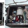 IC-71専用AC電源 IC-71PS修理