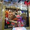 メルボルンのクリスマス風景と名物ショーウィンドウ