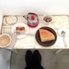五泉市のfika bageriet (フィーカ)さんでパンとチーズケーキを味わった日。