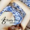 【取材訪問】Forty Five(フォーティファイブ)大阪 セラピスト設楽さん