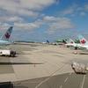 カナディアンロッキーへはエアカナダのカルガリー直行便がやっぱり便利