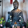 日本最古の仏像、飛鳥大仏と飛鳥寺