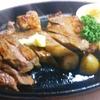 29(肉)の日限定。「牛ステーキ」を焼いて、食べ比べしてみたよ
