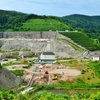 鵜川ダム(建設中)