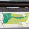 吉田山の植生 Part1 (2021年4月12日)
