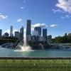 シカゴ旅行記 #3 ミレニアムパークの散策と食べ物・買い物 そして帰国へ
