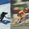 スノボーとクロスバイクのスピード感!風を切って感じた両者の違いとは?