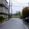 作曲工房 朝の天気 2018-04-25(水)本降り