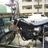 #バイク屋の日常 #TW200 #レッカー #修理 #カスタム
