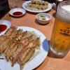 浜松餃子はビールと会うのか検証しました  @浜松  石松餃子