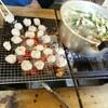 「勝間塾おとなの遠足」ぶどう狩り&温泉&BBQ