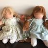 ウォルドルフ人形を作る喜び
