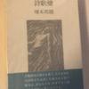 塚本邦雄 第15歌集『詩歌變』