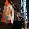 くまモン 銀座熊本館に出没