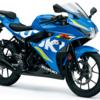 ★スズキ 新型GSX-R125を発表