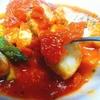 【マイアーレ・アッラ・カチャトーラ】猟師風、豚モモ肉のトマト煮込み(レシピ)