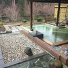 静楓亭で7畳のプライベート露天風呂(福島県・猪苗代)