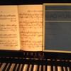 新年度初めてのピアノ練習