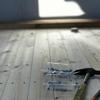 【ハウス進捗】床張り、ほぼ完了!