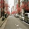 ぼくがいた街・classic konica or konica III 2.0/48mm w/fuji for cn200