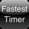 iPhoneタイマー・カウントダウンアプリ「即タイマー(Fastest Timer)」リリースしました