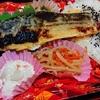 さば西京焼き弁当、高野豆腐の含め煮
