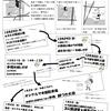 キタ・大阪城・長居三公園連帯★大阪縦断越冬スケジュール