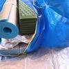 キャンプではIKEA(イケア)のブルーシートのバッグがクッソ有能って話