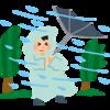 台風は出産が重なる?低気圧が陣痛を誘発する?実際の体験談です!