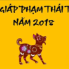 Những con giáp phạm Thái Tuế năm 2018