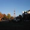 秋の札幌市(道庁・大通公園等)