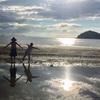 日本のウユニ塩湖へ