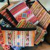 再入荷のモン族刺繍のポーチ、理由あってまだ販売できません