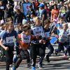 南クリル地区でも「走ろう会」開催 国後島は250人、色丹島は130人が参加