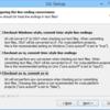 Git for Windows インストール 注意事項