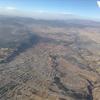 アディスアベバ上空の写真 (Addis Ababa, Ethiopia)
