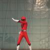 動物戦隊ジュウオウジャーショーでダンスを間違えるハプニング動画
