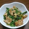 料理の練習 No.8 豚肉とにらと卵の炒め物