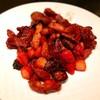 #31 あの「いちごの酢豚」をおれなりにアレンジして作ってみた。