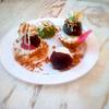 梅田ピノフォンデュカフェ 自分オリジナルのPinoを作ってきた!美味しい!楽しい!寂しい!
