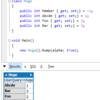 LINQPadでクラスをDumpする際のメンバの並び順(alpha)