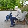 新型コロナで独居高齢者孤立